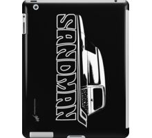 Holden Sandman Panel Van  iPad Case/Skin