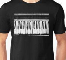 Eerie Piano Unisex T-Shirt