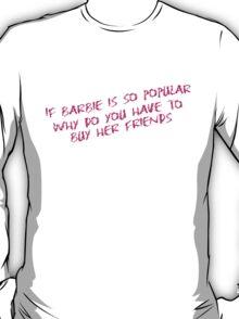 77 Barbie Friends T-Shirt