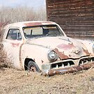 Hidden Treasure - 1953 Studebaker Coupe by Leslie van de Ligt