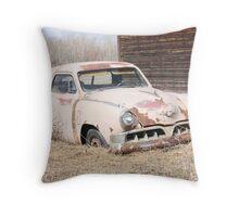 Hidden Treasure - 1953 Studebaker Coupe Throw Pillow