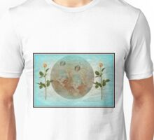 Nostalgia, Series..TWIN MODELS  EARLY 1900'S Unisex T-Shirt