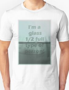 1/2 Full T-Shirt T-Shirt