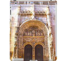 Igreja da Conceição Velha iPad Case/Skin
