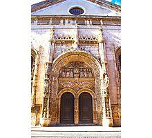Igreja da Conceição Velha Photographic Print