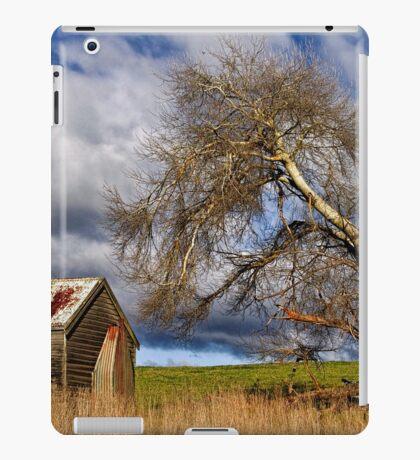 Rustic Rural Tasmania iPad Case/Skin