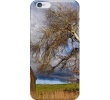 Rustic Rural Tasmania iPhone Case/Skin