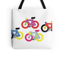 Fatty Fixie by Jeppe K Ringsted Tote Bag