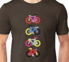 Fatty Fixie by Jeppe K Ringsted Unisex T-Shirt