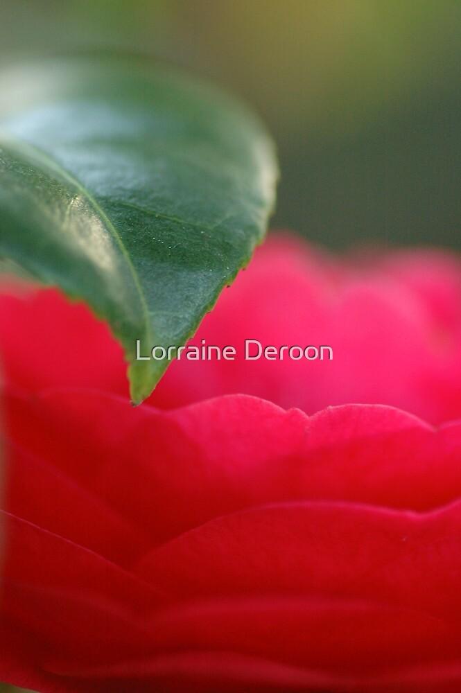 Rouge by Lorraine Deroon
