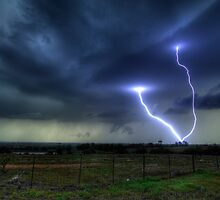 So.......Lightning Does Strike Twice in the Same Spot.... by Dennis Jones - CameraView