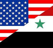 usa syria  by tony4urban