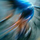 Balla's bike by Syd Winer