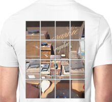 CAMERAS OF THE PAST Unisex T-Shirt