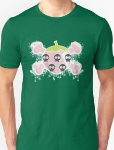 ♥ [ Strawberry Pirate Kisses ] ♥ *TEE VERSION* T-Shirt