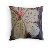 Reflect, Dream, Peace Throw Pillow