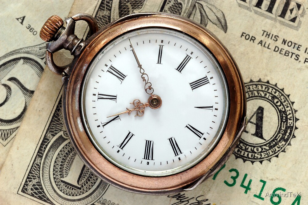 Time and Money by AravindTeki