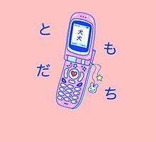 KAWAII CELLPHONE by cybergold
