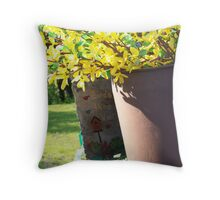 bird house Throw Pillow