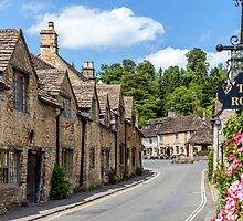 Tea Rooms, Castle Coombe, Wiltshire by JohnHall936