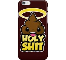 holy shit iPhone Case/Skin