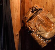 The Old Glove by Dawn Palmerley