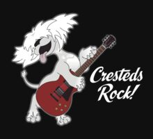 Cresteds Rock - v1 by xTRIGx