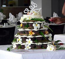Fijian Wedding Cake by Trish Woodford