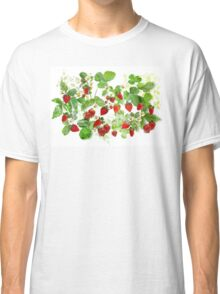 Ripe Strawberries from Provence Classic T-Shirt