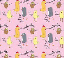 birds by danicorbett