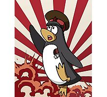 Soviet Penguin Photographic Print