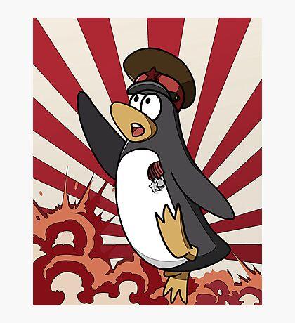 Soviet Penguin Photographic Print
