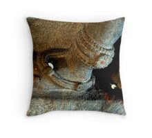 I cannot see what flowers are at my feet, Nor what soft incense hangs upon the boughs. Throw Pillow
