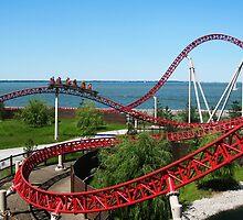 Maverick, Cedar Point by coasterfan94