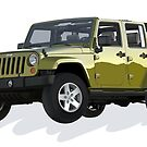 2007 Jeep Wrangler Unlimited by Christopher Toumanian