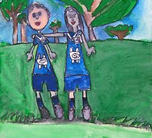 Dylan and Me by Zoe Thomas age 7 by Julia  Thomas