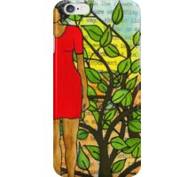 Feeling ONE with Nature - SILK iPhone Case/Skin