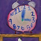 Time by Zoe Thomas age 7 by Julia  Thomas