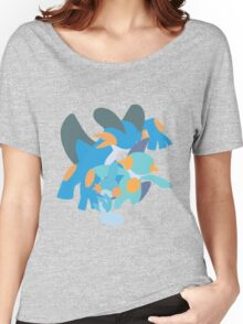 Mudkip Evolution Women's Relaxed Fit T-Shirt