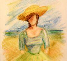 Beach Girl - Anthony Mitchell by Anthony Mitchell