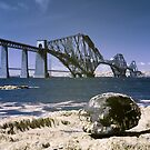 Forth Bridge Infra Red by tayforth