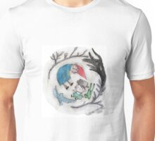 Over The Garden Wall 'Lost In The Woods' Fanart Unisex T-Shirt