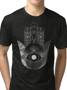 Hasma (white version) Tri-blend T-Shirt