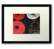 Kind  of Blue that Biggie and 2Pac No  Longer Jazz Framed Print