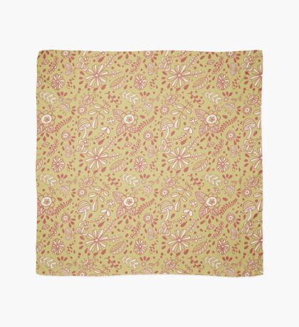 Cute floral seamless vector pattern Scarf