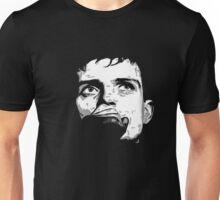 i.c. water ( dance dance dance to thee radio - dark t-shirt REMIX) Unisex T-Shirt