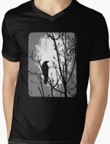 The Watcher  Mens V-Neck T-Shirt