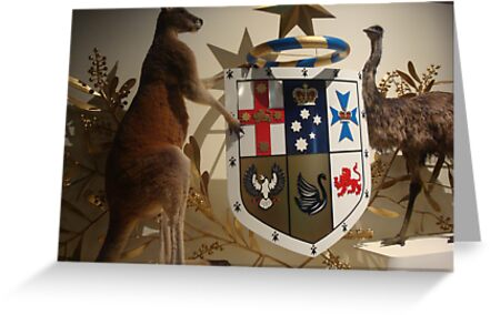 Do You live by the Coat of Arms? by Brigette-Renee Basarab