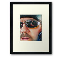 Roy Barry Framed Print