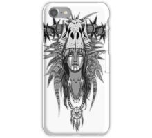 Prehistoric Elf Witch Doctor iPhone Case/Skin